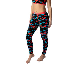 ETHIKA Women Space Camo Leggings - WLLP1055 - Village Mart
