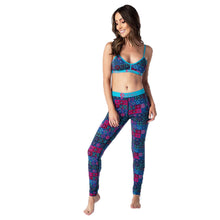 ETHIKA Women Mosaik Leggings - WLLP1177 - Village Mart