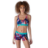 ETHIKA Women Bomber Tropic Sports Bra - WLSB1057 - Village Mart