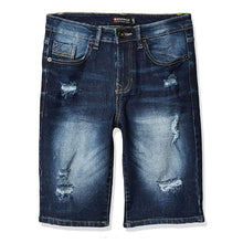 SOUTHPOLE  Big BOYS RIP OFF DENIM SHORTS
