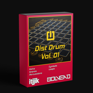 Dist Drum Vol. 01
