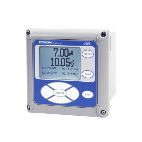 Rosemount™ 1056012232AN Transmitter for Two pH/ORP Measurements