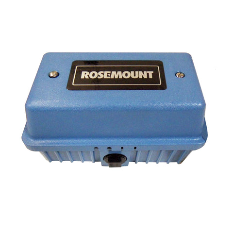 Rosemount™ 2355500 Junction Box with integral preamplifier for pH and ORP sensors