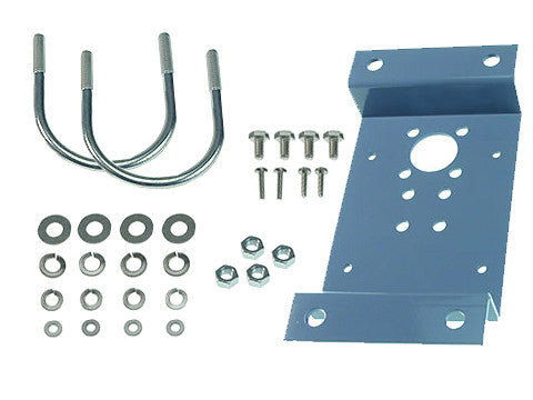 Rosemount™ 2382000 Carbon Steel, Blue Epoxy Coated Mounting Kit