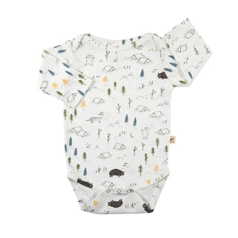 The Expedition L/S Organic Onesie