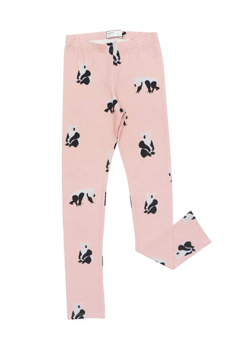 Koala Leggings in Pink