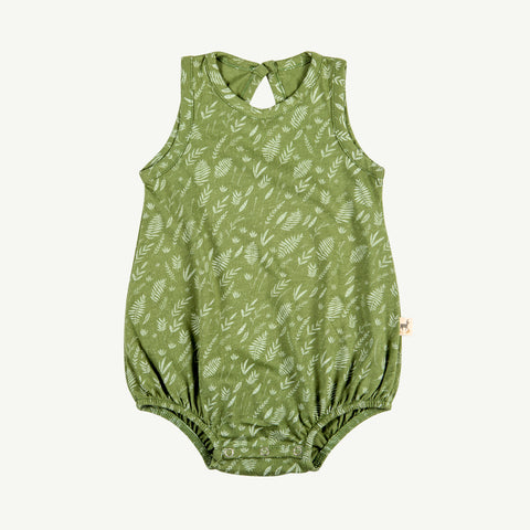 Foliage Vineyard Green Baggy Onesie