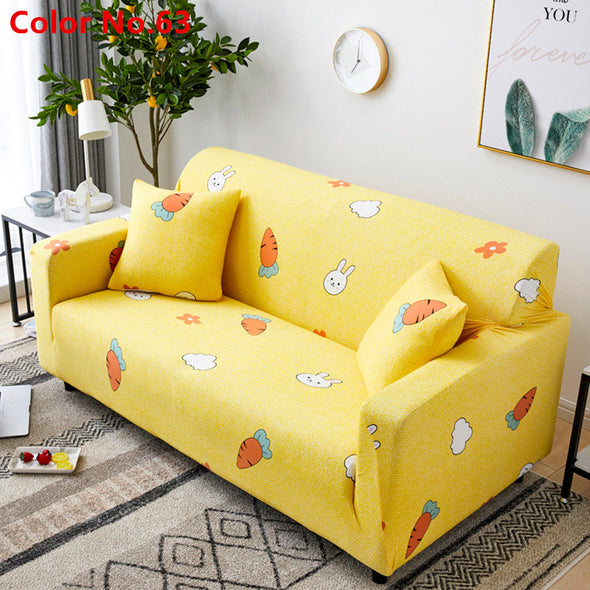 Stretchable Elastic Sofa Cover(Color No.63)