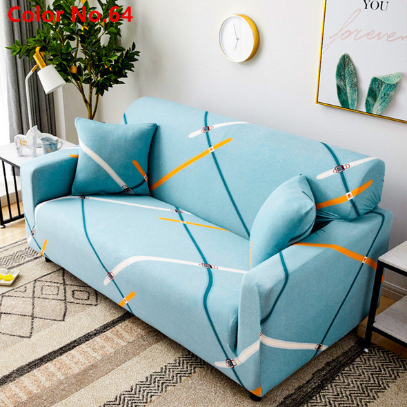 Stretchable Elastic Sofa Cover(Color No.64)