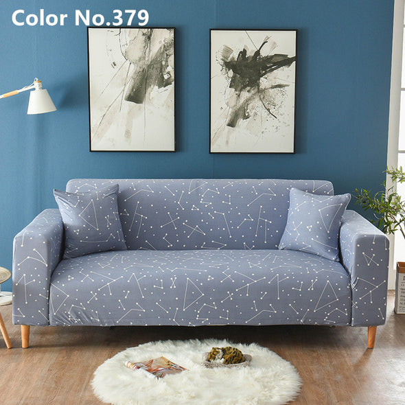 Stretchable Elastic Sofa Cover(Color No.379)