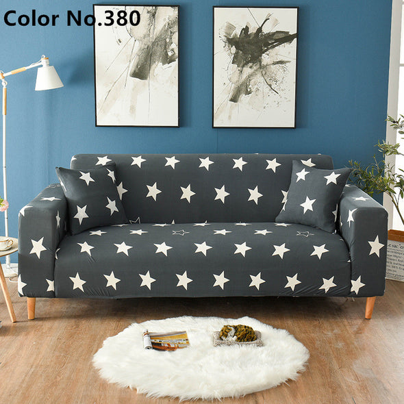 Stretchable Elastic Sofa Cover(Color No.380)