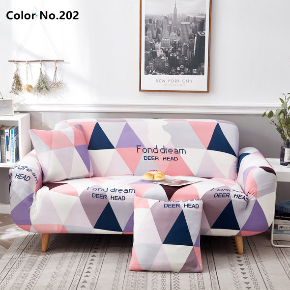 Stretchable Elastic Sofa Cover(Color No.202)