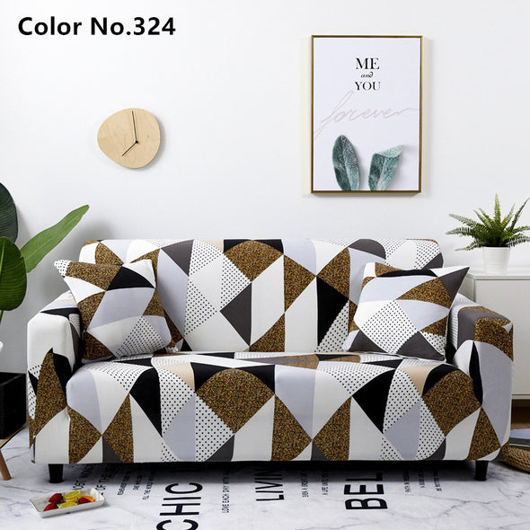 Stretchable Elastic Sofa Cover(Color No.324)