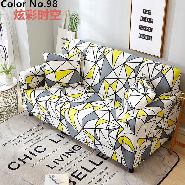 Stretchable Elastic Sofa Cover(Color No.98)