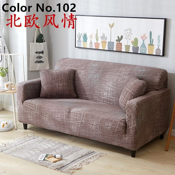 Stretchable Elastic Sofa Cover(Color No.102)