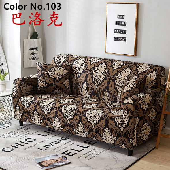 Stretchable Elastic Sofa Cover(Color No.103)