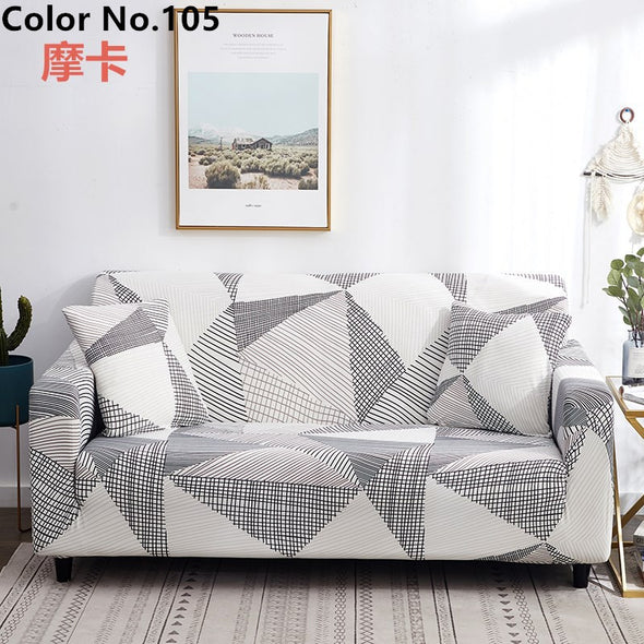 Stretchable Elastic Sofa Cover(Color No.105)
