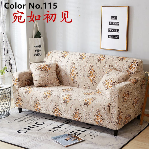 Stretchable Elastic Sofa Cover(Color No.115)