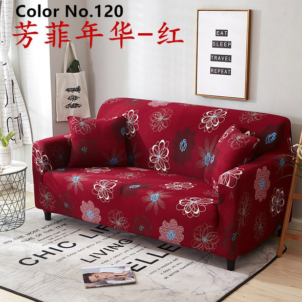 Stretchable Elastic Sofa Cover(Color No.120)