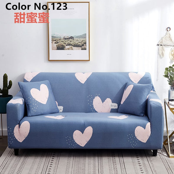 Stretchable Elastic Sofa Cover(Color No.123)