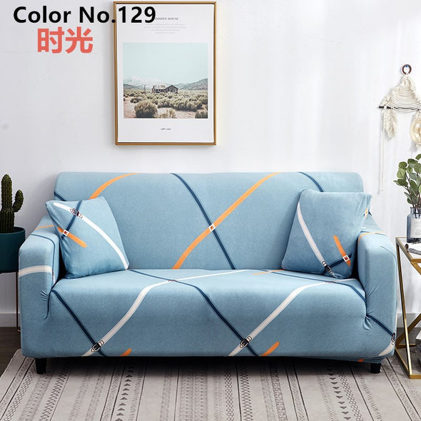 Stretchable Elastic Sofa Cover(Color No.129)