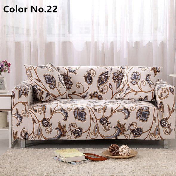 Stretchable Elastic Sofa Cover(Color No.22)
