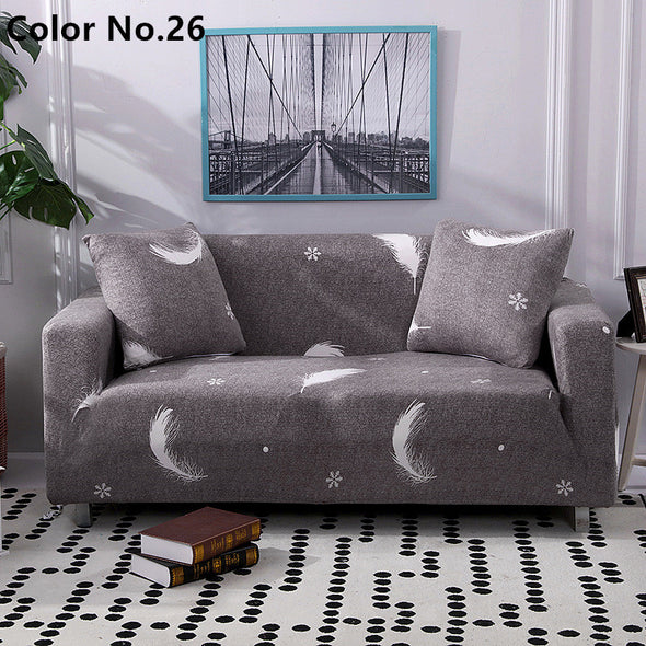 Stretchable Elastic Sofa Cover(Color No.26)