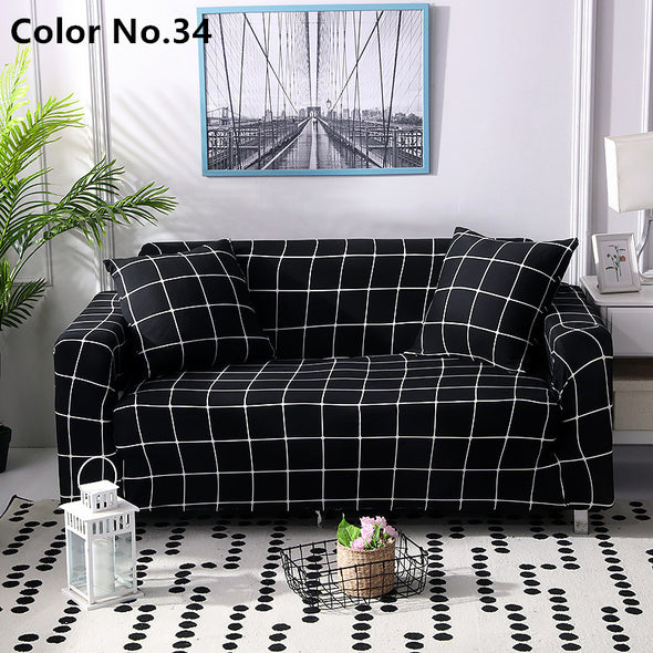 Stretchable Elastic Sofa Cover(Color No.34)