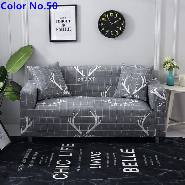 Stretchable Elastic Sofa Cover(Color No.50)