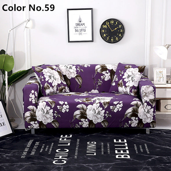 Stretchable Elastic Sofa Cover(Color No.59)