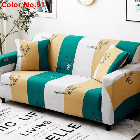 Stretchable Elastic Sofa Cover(Color No.91)