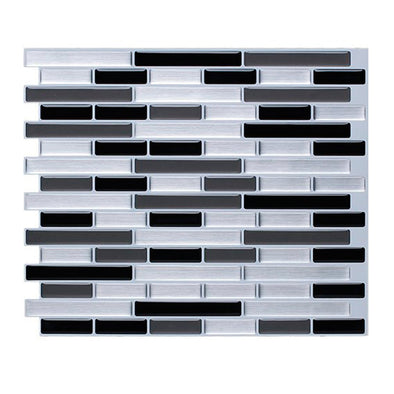 "3D Peel & Stick Backsplash Tile-12"" x 12""(10 sheets)"