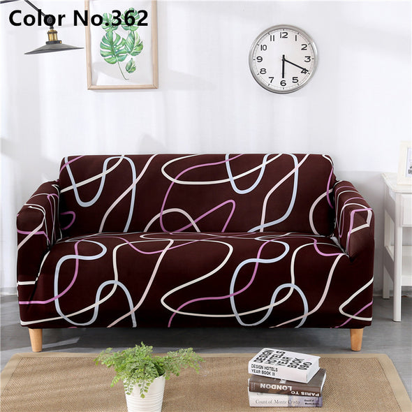 Stretchable Elastic Sofa Cover(Color No.362)