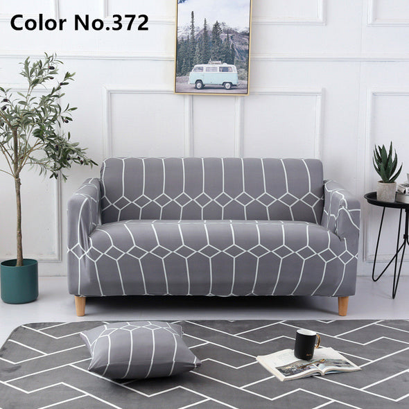Stretchable Elastic Sofa Cover(Color No.372)