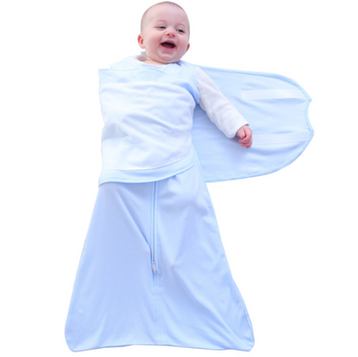 Newborn Baby Sleep Sack Swaddle, 100% Cotton