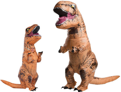 Inflatable Dinosaur Kids/Adult T-Rex Costume