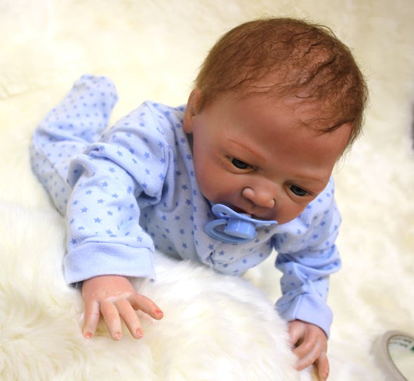 "20"" Reborn Baby Dolls Toys Age 3+"