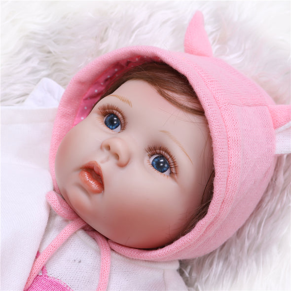 "22""  Reborn Baby Doll-05(2019 new arrival)"