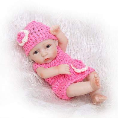 "10"" Reborn Baby Doll-03(2019 new arrival)"