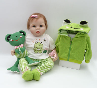 "22"" Reborn Baby Doll-10(2019 new arrival)"