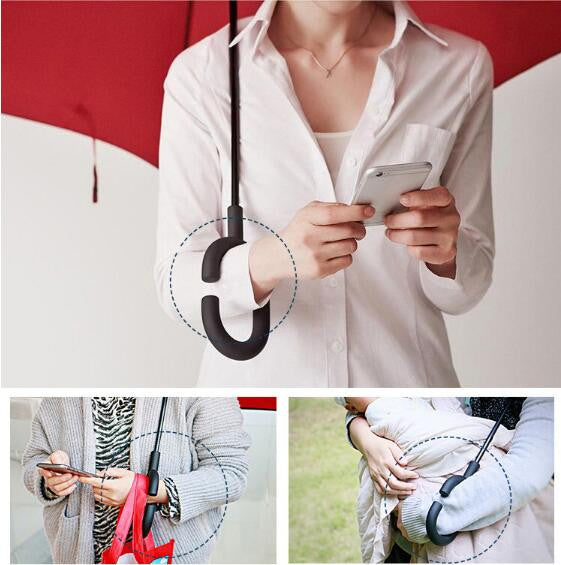 Inside Out Umbrella+Universal Grip+3D Printing Pen