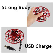 UFO Shape Gesture Controlled Mini Drone