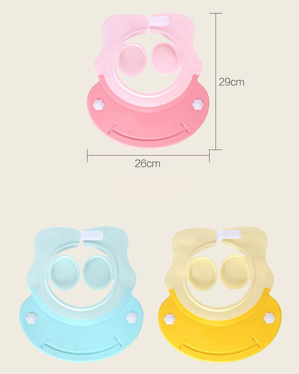 Baby Shampoo Shower Cap