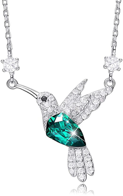 CDE  Hummingbird Necklaces Jewelry Charming Style