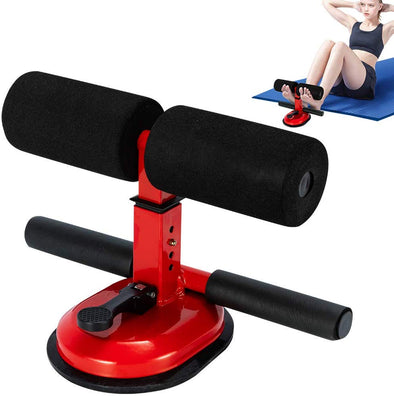 Upgraded Design Suction Sit-up Floor Bar