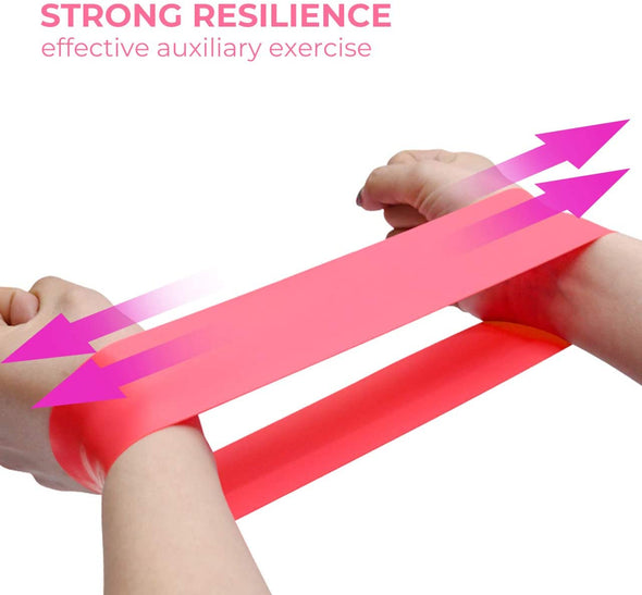 Resistance Loop Bands 5 Pack