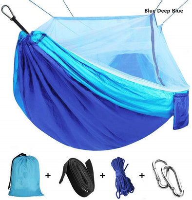 Camping Hammock with Net Mosquito