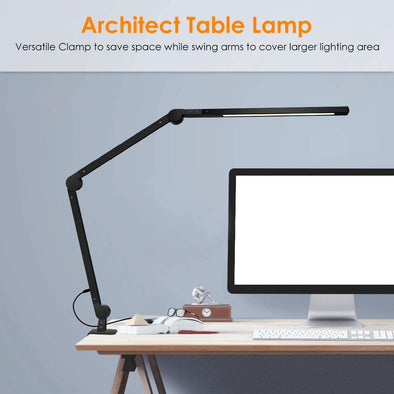 Modern Architect Swing Arm Table Light for  Study/ Work /Reading