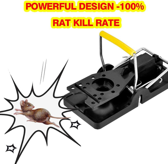 Quick Effective Sanitary Small Mouse Trap Safe for Families and Pet