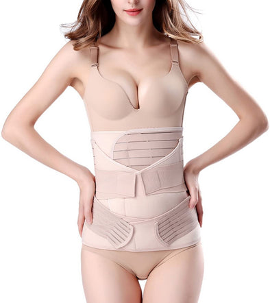 3 in 1 Postpartum Support - Recovery Belly/waist/pelvis Belt